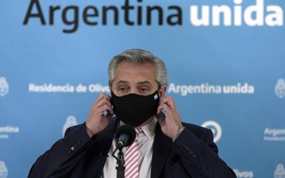 Alberto Fernández anunciará cómo siguen los protocolos por el coronavirus