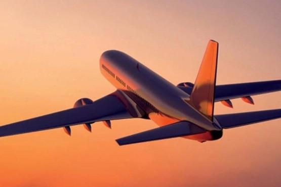 Esquel| Por el intenso viento no pudo aterrizar el avión en el aeropuerto