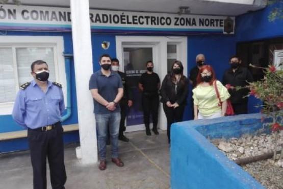 Caleta Olivia| Agenda en materia de justicia y seguridad
