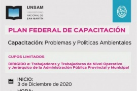 Santa Cruz  Convocatoria abierta para trabajadores y trabajadoras de provincia y los municipios