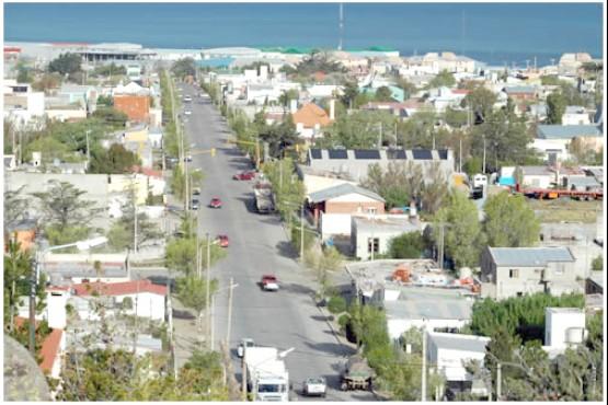 El hecho se registró en la localidad de Puerto Deseado.