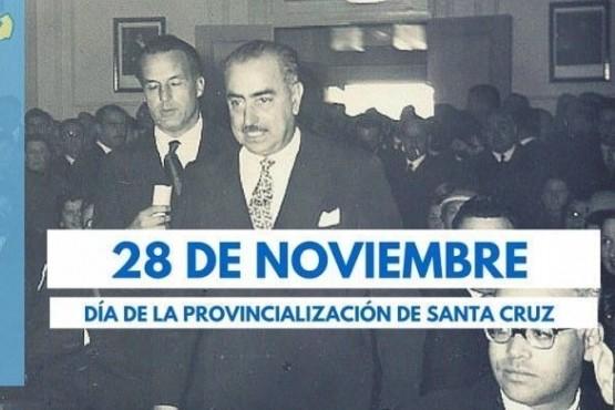 Santa Cruz cumple sus primeros 62 años