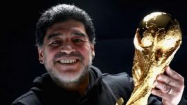 Herencia de Diego Maradona: la cifra que se repartirían sus hijos
