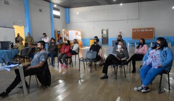 Río Gallegos| Camuzzi brindó charla informativa a promotores