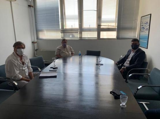 Reunión clave con el Consejo Federal Pesquero