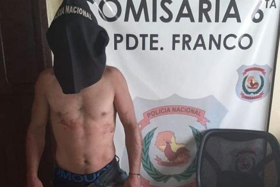 Paraguay| Estaba borracho, se equivocó de casa y se acostó al lado de la esposa del vecino