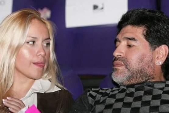 El dramático último audio que Maradona le envió a la pareja de Verónica Ojeda