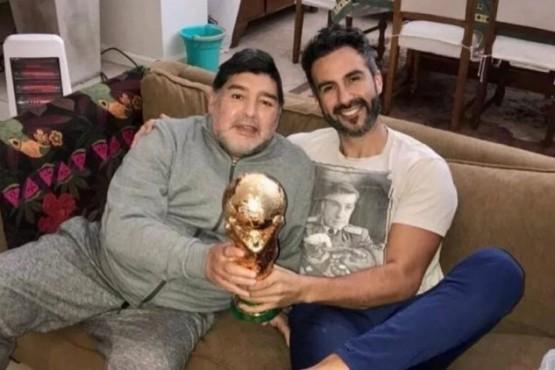 """Habló Leopoldo Luque, el médico de Maradona: """"Es lo mas común que muera de un paro cardíaco"""""""