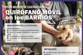 Río Gallegos| Quirófano Móvil se traslada al Barrio Ayres Argentinos