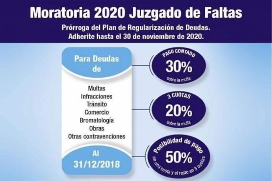 Río Gallegos| Hasta mañana lunes rige Plan de Regularización de Deuda
