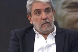 La crítica de Aníbal Fernández a Los Pumas por no homenajear a Diego Maradona