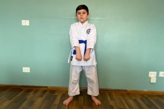 El karate tiene grandes representantes a nivel nacional.