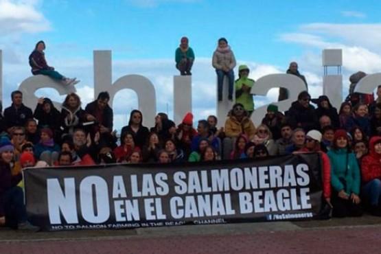 Ushuaia| Diputados analizarán el proyecto que prohíbe criadero de salmones