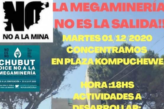 Comodoro Rivadavia| Marcha por el agua este martes 1° de diciembre
