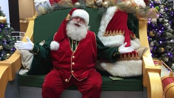 El Gobierno británico no obligará a los Papá Noel a usar barbijo