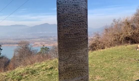Monolito misterioso: apareció uno similar al de Utah en otra parte