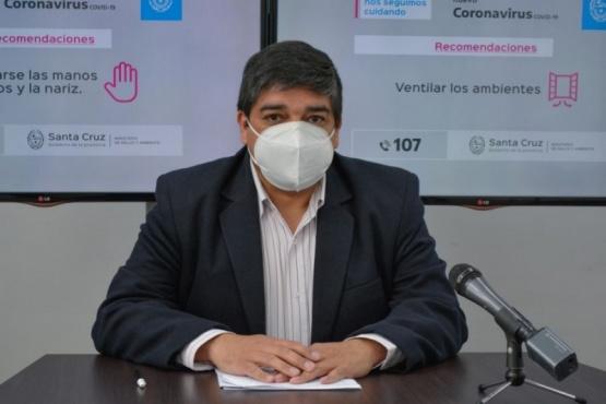Santa Cruz| DISPO con restricciones en Río Gallegos