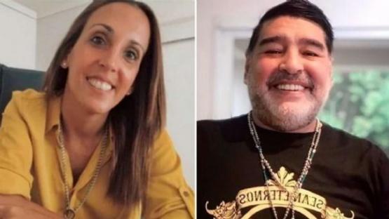 Filtran furioso audio de la psiquiatra de Maradona