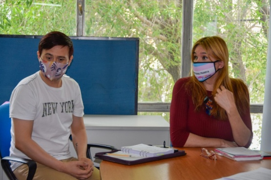 Río Gallegos| Segunda reunión de trabajo entre el Departamento de Políticas de Género del Municipio y la Subsecretaria de la Mujer