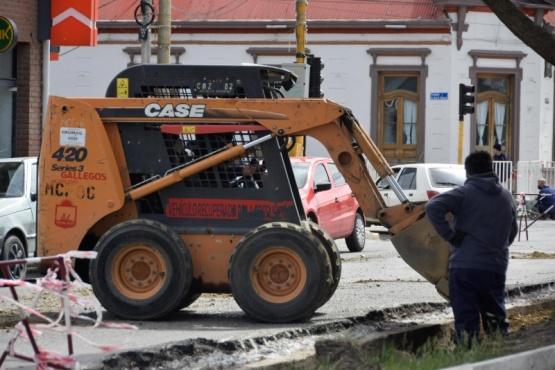 Río Gallegos| Municipio avanza con diferentes tareas en la ciudad