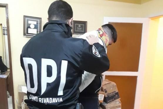 Comodoro Rivadavia| En allanamiento se entregó un joven sindicado como autor del crimen de Junior Vera