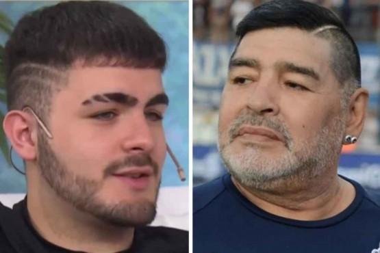 Santiago Lara no pudo ingresar al cementerio para despedir a  Maradona