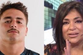 Violentos mensajes de otro integrante de Los Pumas hacia Claribel Medina