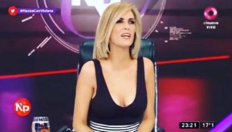 Viviana Canosa apuntó contra Tinelli tras el homenaje a Maradona