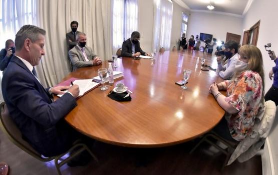 Chubut| Firmaron convenios para la planificación urbana