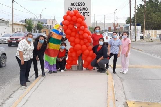 Comodoro Rivadavia| La Municipalidad realizó una jornada de concientización sobre el VIH