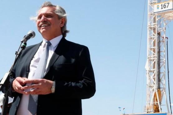 Alberto Fernández (Foto Telám)