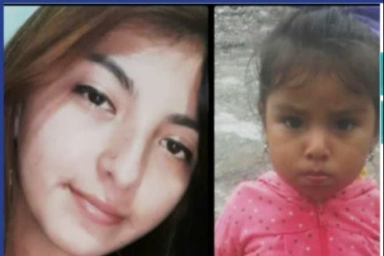 Buscadas: Quieren dar con el paradero de una joven y una bebé de Jujuy