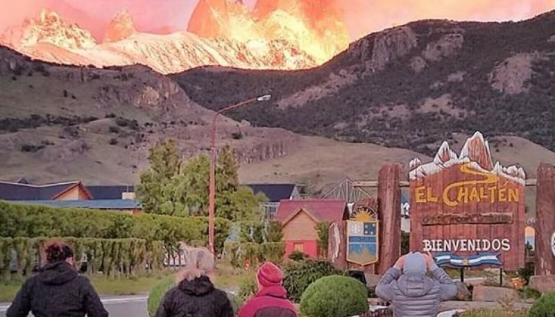 La villa cordillerana quiere recibir turistas (Julio Navarro)