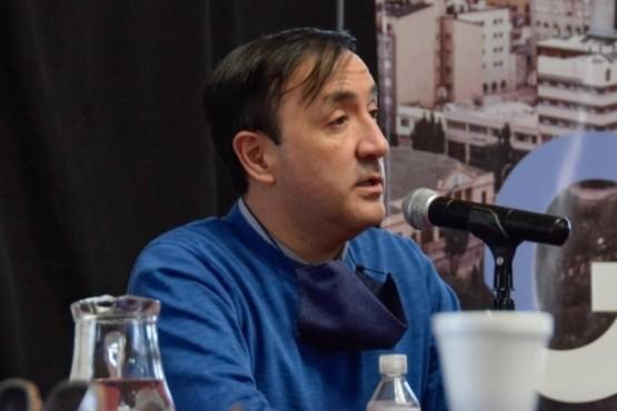 Pablo Grasso.
