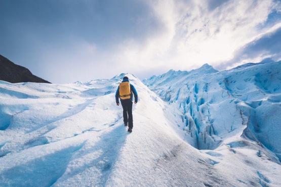 Para National Geographic el PN Los Glaciares es uno de los 25 mejores lugares a visitar
