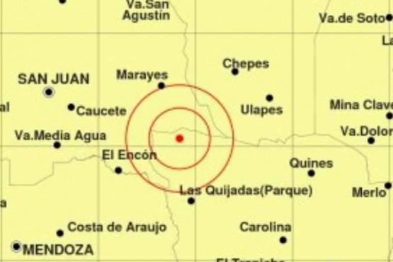 Fuerte sismo se sintió en 4 provincias argentinas