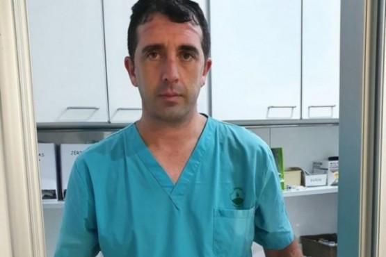 Rodrigo Salemi, médico voluntario vacuna Pfizer
