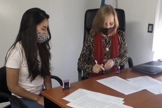 """La Universidad del Chubut y Fundación """"El Páramo"""" pondrán en marcha un Programa de Extensión Universitaria"""