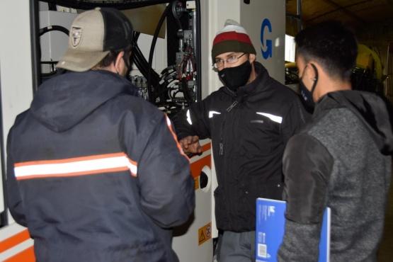 Río Gallegos| Avanzan operativos de saneamiento en barrios de la ciudad