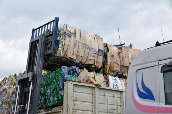 Río Gallegos| La ciudad envía a reciclado un camión entero de botellas plásticas