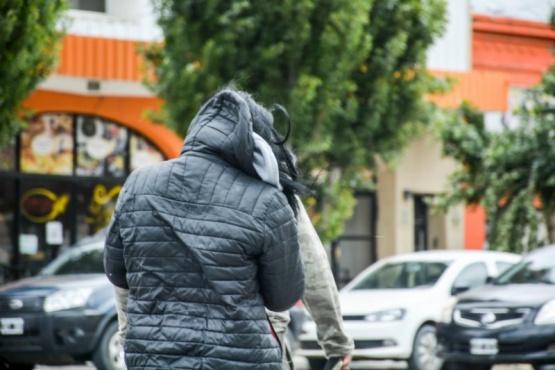 Alerta por fuertes vientos y ráfagas que podrían llegar a los 100 KM/H en Santa Cruz