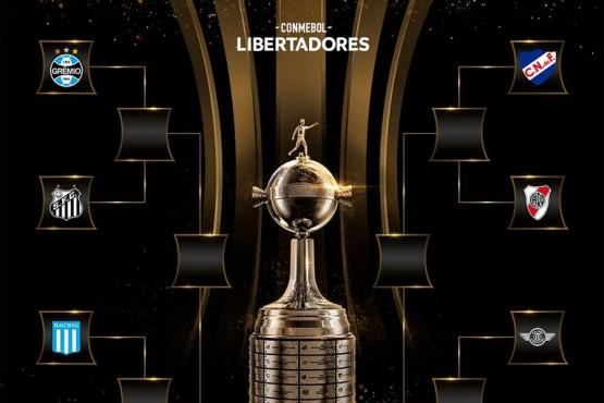 La Conmebol confirmó días y horarios para los cuartos de final de la Libertadores