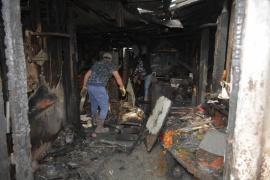 Río Gallegos  Voraz incendio en el Madres a la lucha: tres casas afectadas y 5 heridos