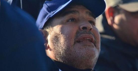 Se filtró la importante cifra que gastaba Diego Maradona por mes