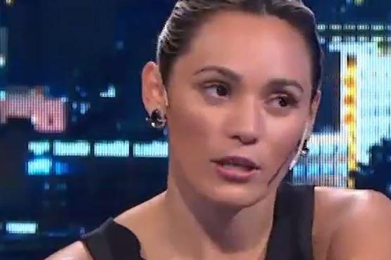 Rocío Oliva reveló el tenso intercambio de mensajes que tuvo con Claudia Villafañe