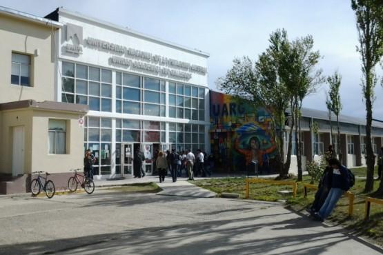 Campus de la UNPA-URG.
