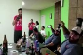 """Escándalo: Investigan """"fiesta"""" de integrantes de la DDI Las Heras"""