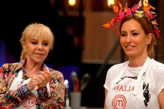 """Dramático testimonio de Analía Franchín sobre el regreso de Claudia Villafañe a """"Masterchef"""""""