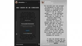 "Dalma Maradona destrozó a Matías Morla: ""A mi hermana no la apura nadie"""
