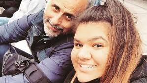 Jorge y Morena Rial.